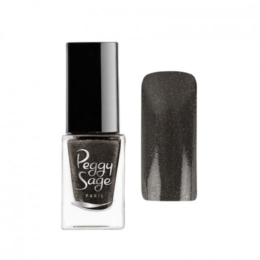 Peggy Sage Vernis à ongless cosmic grey peggy sage 5ml 5ML, Vernis à ongles couleur