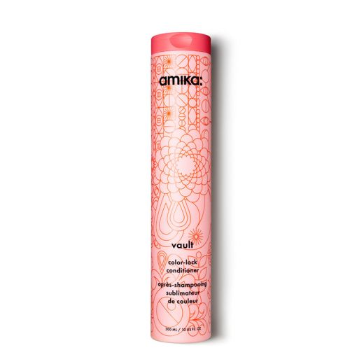 Amika Après-shampooing cheveux colorés Vault 300ML, Après-shampoing avec rinçage