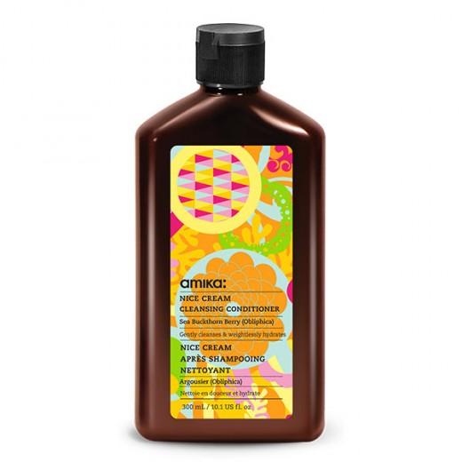 Amika Après-shampooing Nice Cream 300ML, Cosmétique