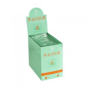 Peggy Sage Présentoir de 24 masques mains hydratants, Présentoir produits