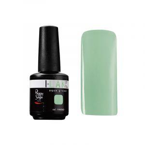 Peggy Sage Vernis semi-permanent I-LAK Aqua green 15ML, Vernis semi-permanent couleur