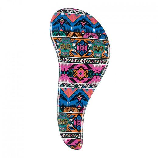 Sibel Brosse démêlante D-méli-mélo - Multicolore Mexico, Brosse démêlante