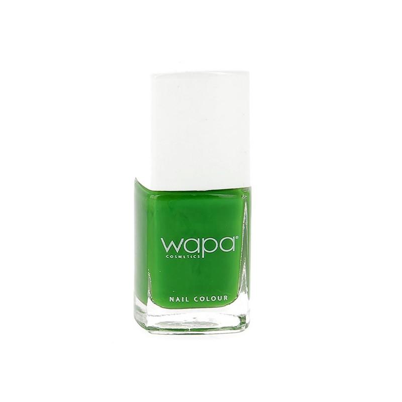 Wapa Vernis à ongles séchage rapide Vert pomme 039 12ML, Vernis à ongles couleur