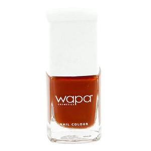 Wapa Vernis à ongles séchage rapide Rouge orange feu 805 12ML, Vernis à ongles couleur