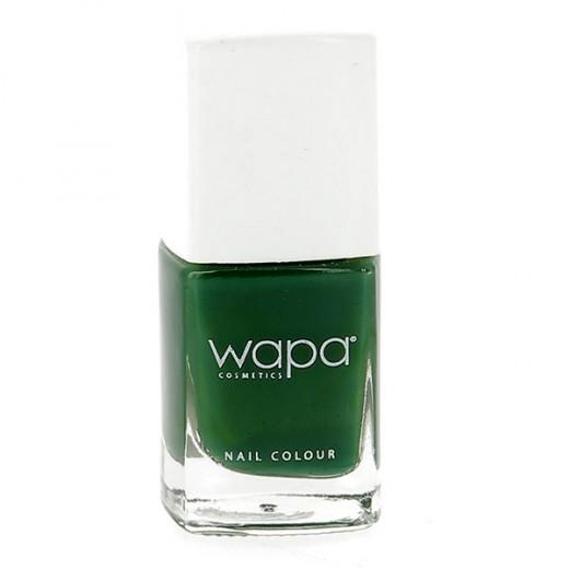 Wapa Vernis à ongles séchage rapide Vert irlandais 806 12ML, Vernis à ongles couleur