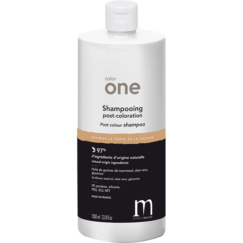 Shampooing post-coloration Color One 1000ml