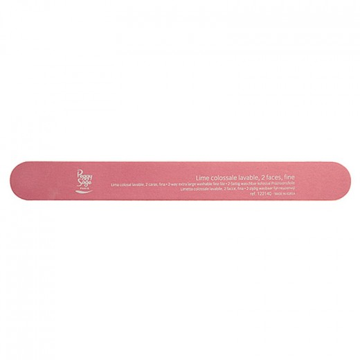 Lime à ongles rose colossale 2 faces peggy sage 600600