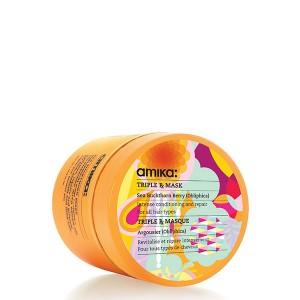 Amika Masque réparateur Triple RX Mask 250ML, Masque cheveux
