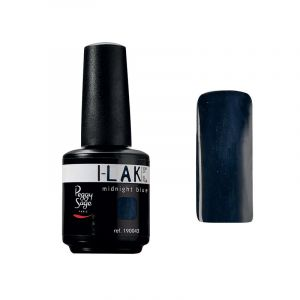 Vernis semi-permanent I-Lak midnight blue Peggy sage 15 ml
