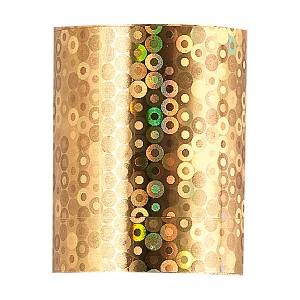 Peggy Sage Transfer foil pour ongles Gold, Foil Nail Art