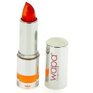 Wapa Rouge à lèvres Cristal Orange 003 4ML, Rouge à lèvres
