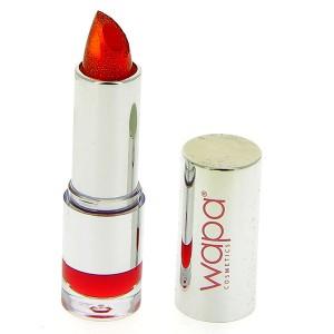 Wapa Rouge à lèvres Cristal Rouge 011 4ML, Rouge à lèvres