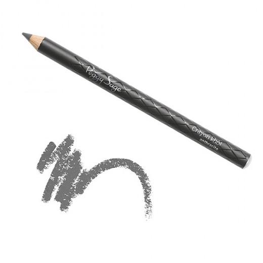 Peggy Sage Crayon khôl kajal pour les yeux Anthracite 1.14g, Crayon à yeux