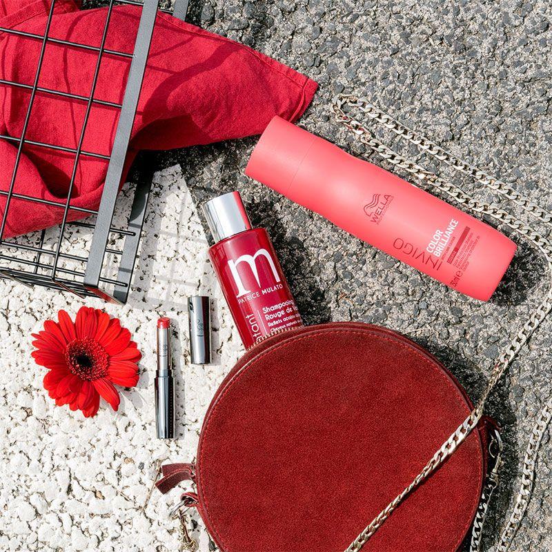 Shampoing Repigmentant Rouge venise