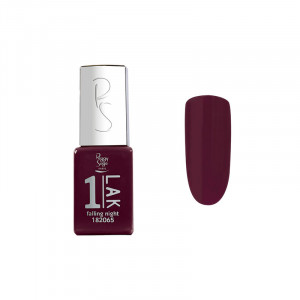 Peggy Sage Mini vernis semi-permanent 1-LAK - Falling night 5ml, Vernis semi-permanent couleur