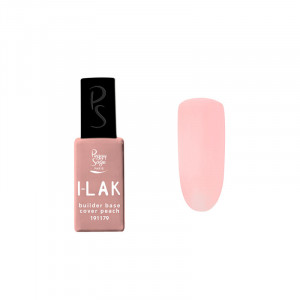 Peggy Sage Base de construction I-LAK Cover peach - Builder base 11ml, Top & base coat
