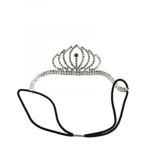 Headband diadème Queen Pam