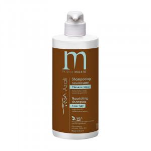 Mulato Shampooing nourrissant Azali - Cheveux crépus 500ml, Shampoing naturel