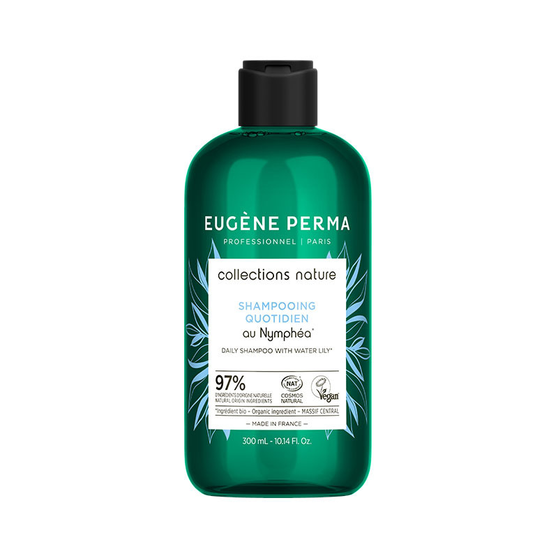 Eugène Perma Shampooing quotidien au Nymphéa Collections nature 300ml, Shampoing naturel