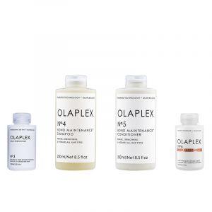 Pack Olaplex n°3 & 4 & 5 & 6