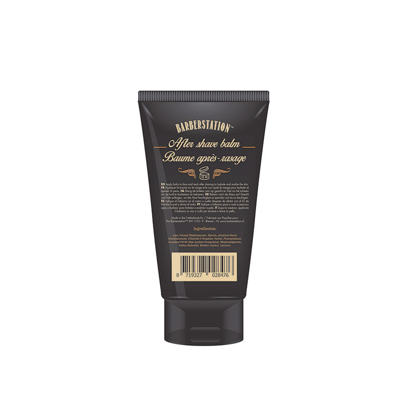 Barberstation Baume après-rasage hydratant - After shave 150ml 150ML, Soin barbe
