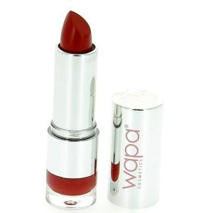 Wapa Rouge à lèvres mat Velvet Rouge ultra foncé 039 4ML, Rouge à lèvres
