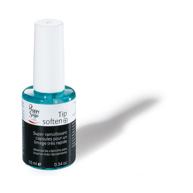 Peggy Sage Tip soften+ 15ML, Capsules ongles