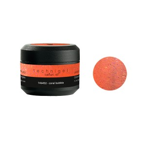 Peggy Sage Gel de couleur UV&LED Color It - Coral bubble 5g, Gel couleur