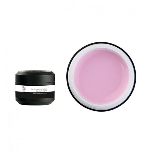Peggy Sage Gel de construction 3 en 1 Pro 3.1 Rose 15g, Gel construction