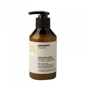 Natura'rt Masque repigmentant blond très très clair Honey 250ML, Après-shampoing repigmentant