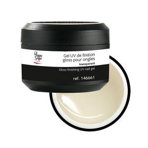 Gel UV de finition gloss Transparent 50g