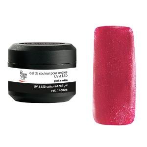 Peggy Sage Gel de couleur UV & LED Color It - Pink cerise 5g, Gel couleur