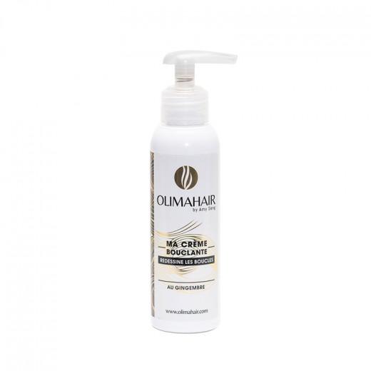 Olimahair Crème bouclante définition 125ml, Crème cheveux