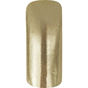 Pigments pour ongles Gold chrome