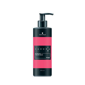 Schwarzkopf Masque pigmentant intense Rose Chroma ID 280ml, Après-shampoing repigmentant