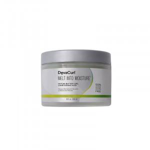 DevaCurl Melt Into Moisture® Soin hydratant profond boucles au Matcha 236ML, Masque cheveux