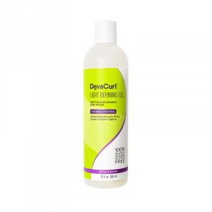 DevaCurl Light Defining Gel coiffant fixation legère boucles 355ML, Crème cheveux