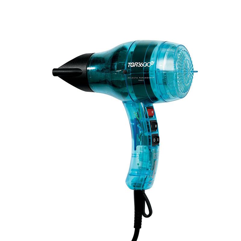 Velecta Paramount Séchoir compact 3600 XS Turquoise, Sèche-cheveux compact