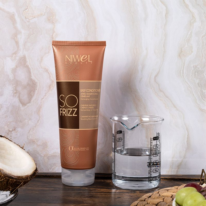 Après Shampooing Démêlant Niwel SO FRIZZ easy conditioner