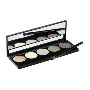 Peggy Sage Palette ombre à paupières Harmonie 1.8g x5 Délicate, Palette maquillage