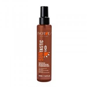 Byotea Huile sèche SPF0 accélarateur de bronzage 150ML, Activateur bronzage
