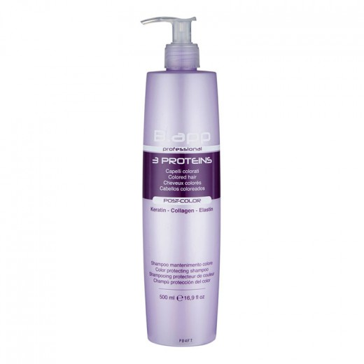 Shampooing post coloration 500 ml B.app