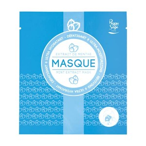 Peggy Sage Masque défatiguant Ultra hydratant 23ML, Masque visage