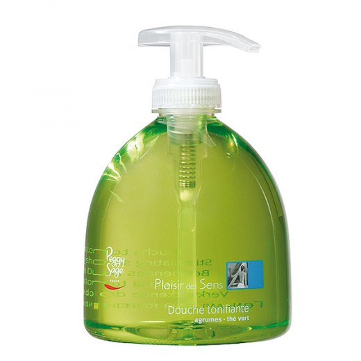 Gel douche tonifiant peggy sage 495ml