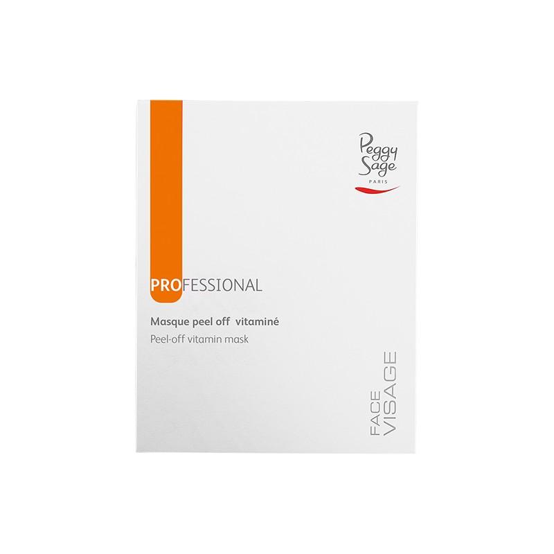Peggy Sage Masque peel-off vitaminé 30g x6, Masque visage