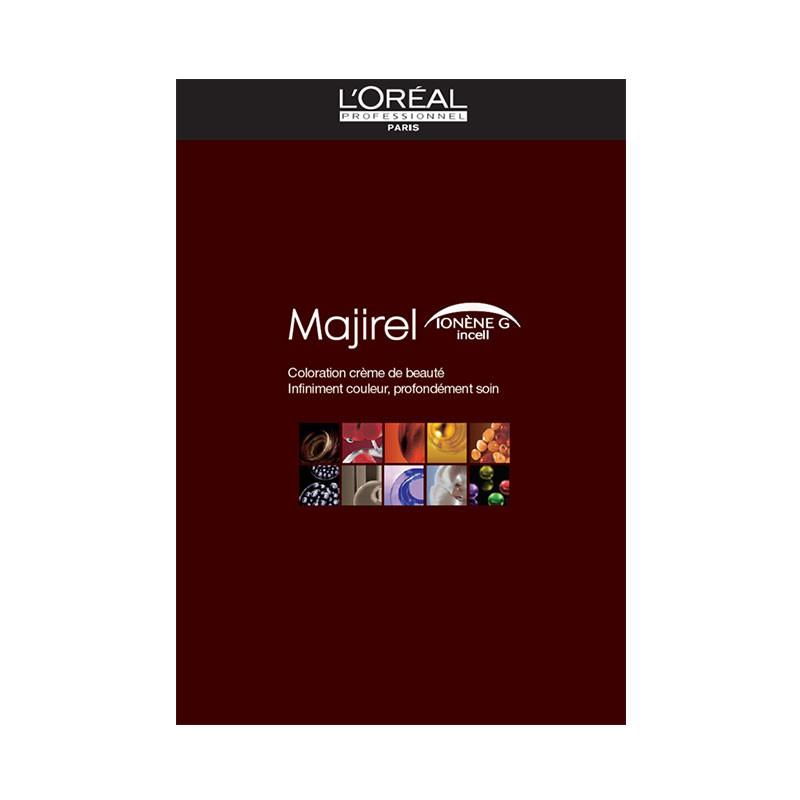 Nuancier Majirel 75ml 2019-2020