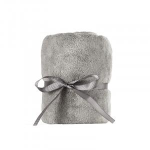 DevaCurl Deva Towel Serviette microfibre anti-frisottis Grise, Serviette