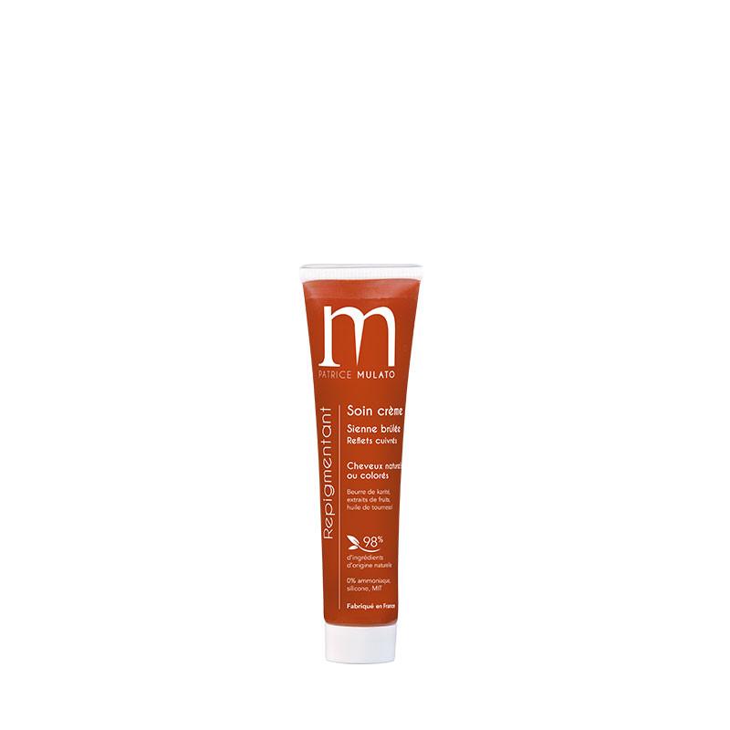 Mulato Soin Repigmentant Sienne brulée 40ML, Après-shampoing naturel