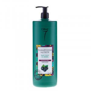 7eme élément Shampooing nutritif cheveux colorés 1000ML, Cosmétique