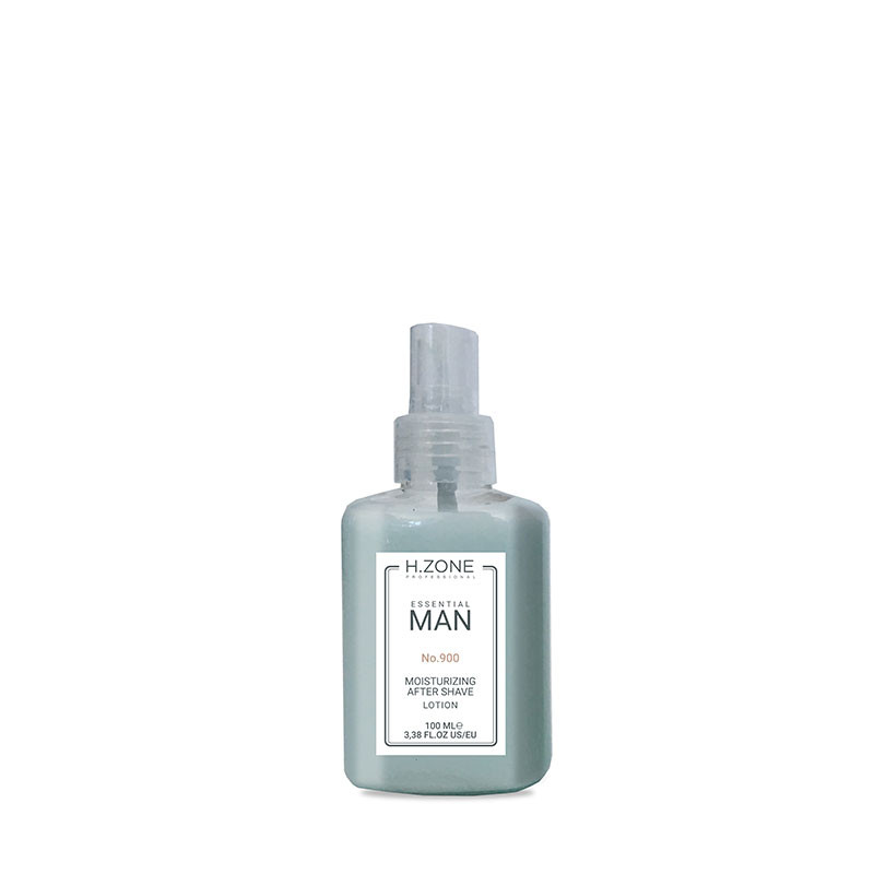 H.Zone professional Lotion after shave n°900 Essential Man 100ml, Après-rasage